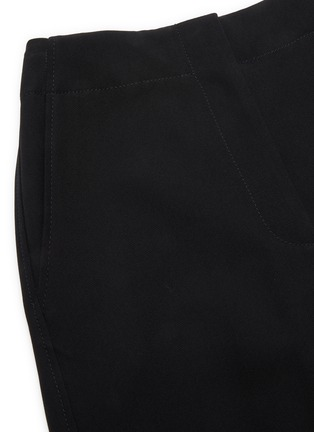 - 3.1 PHILLIP LIM - Button cuff flared tailor pants