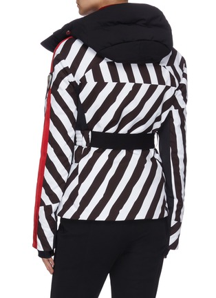 Back View - Click To Enlarge - ROSSIGNOL - x JCC 'Skifi' graphic print ski jacket