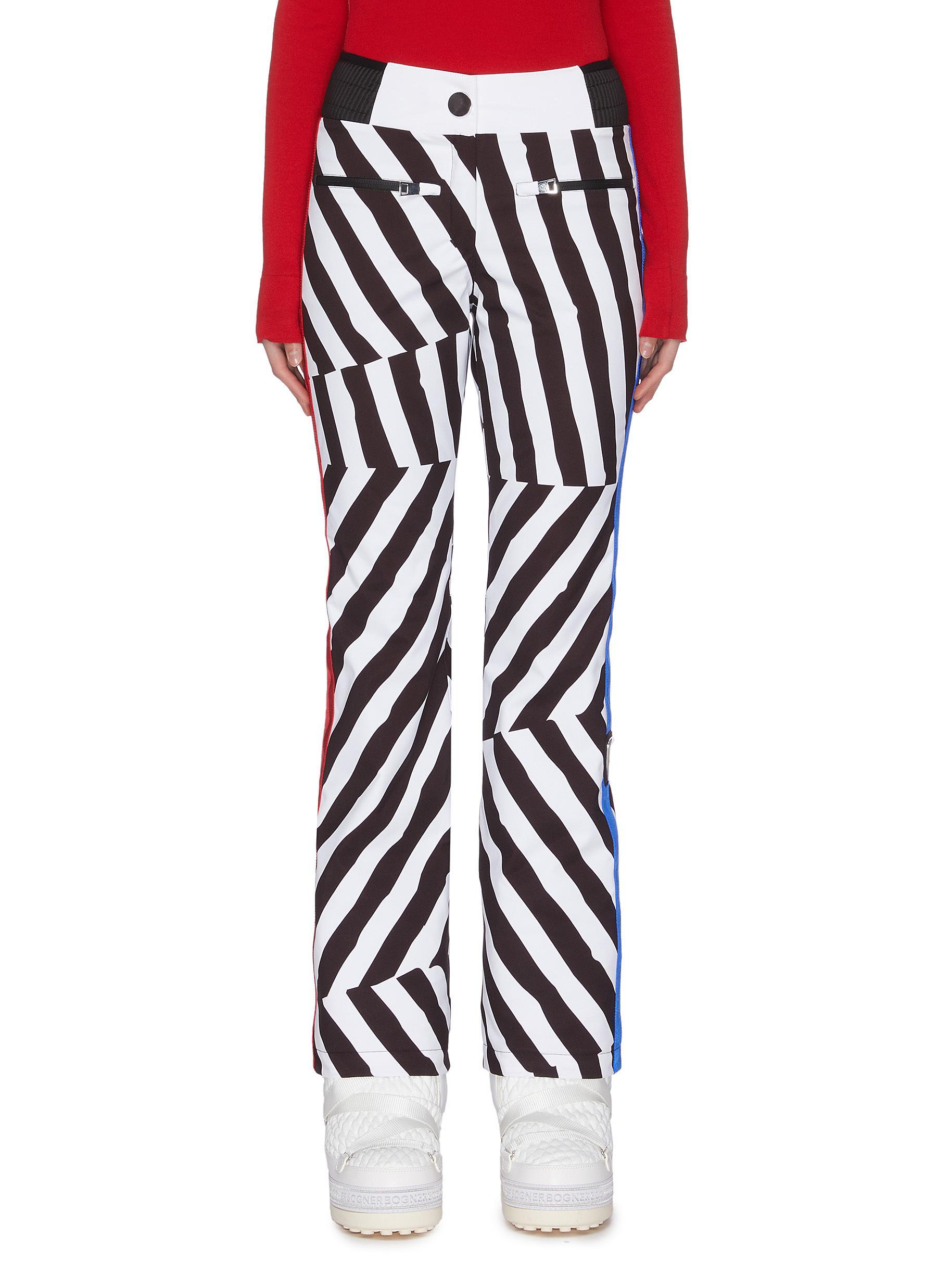 shop Rossignol X JCC 'SKIFI' GRAPHIC PRINT SKI PANTS online