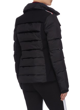 Detail View - Click To Enlarge - ROSSIGNOL - 'Surfusion' tricolour puffer jacket