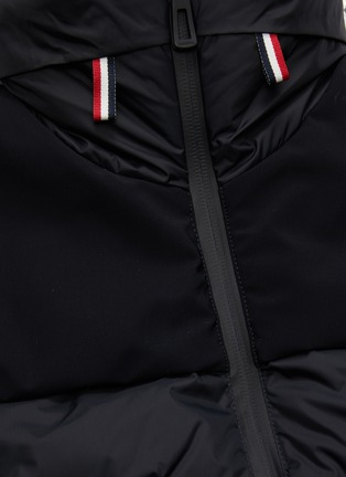 - ROSSIGNOL - 'Surfusion' tricolour puffer jacket