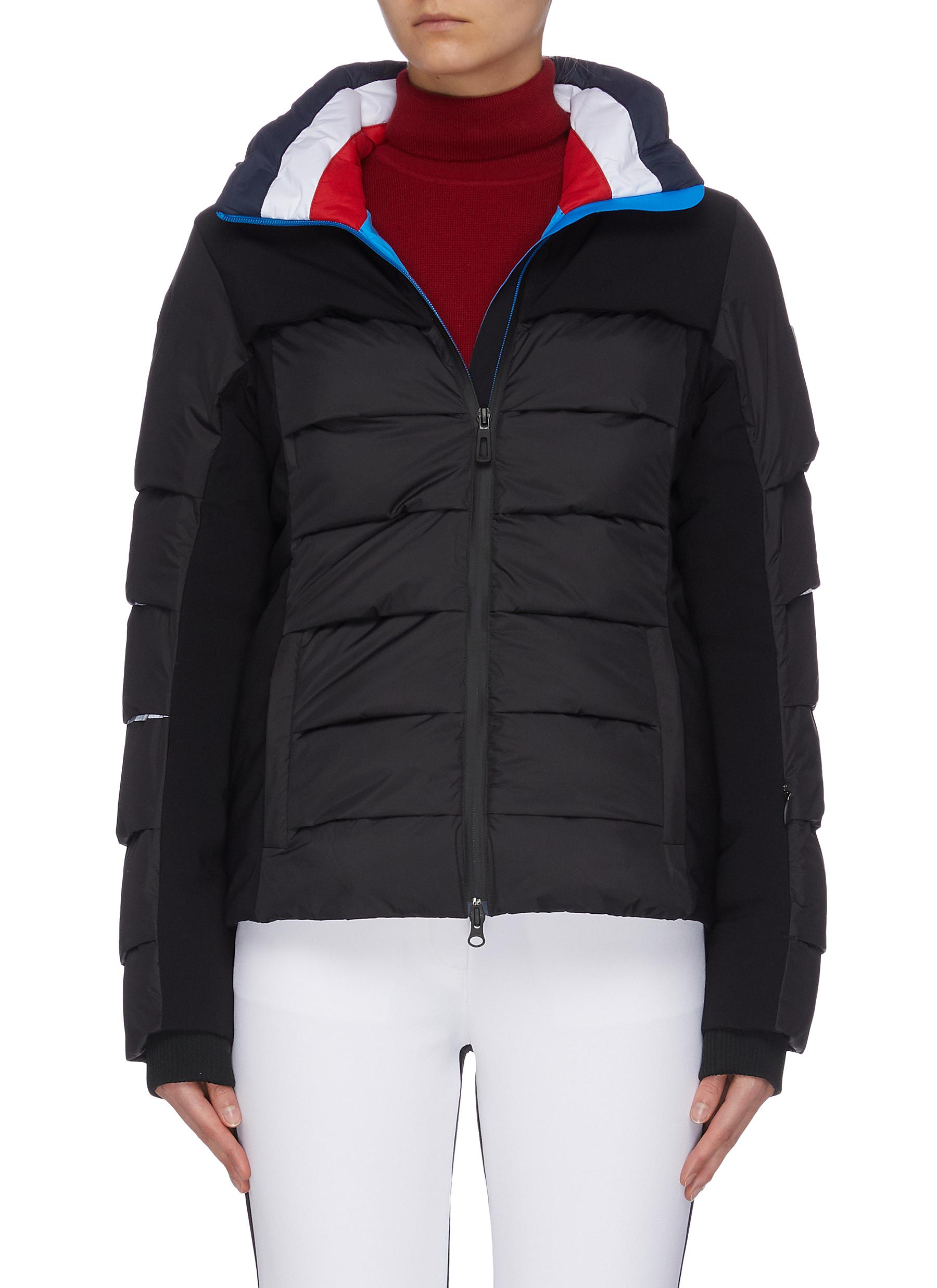 Buy Rossignol Jackets 'Surfusion' tricolour puffer jacket
