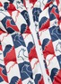 - ROSSIGNOL - 'Abscisse' rooster print hooded puffer jacket
