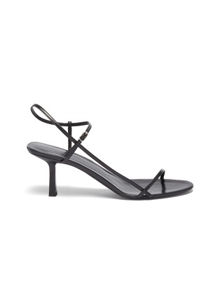 Main View - Click To Enlarge - THE ROW - 'Bare 65' strappy leather sandals