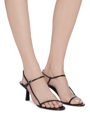 Figure View - Click To Enlarge - THE ROW - 'Bare 65' strappy leather sandals