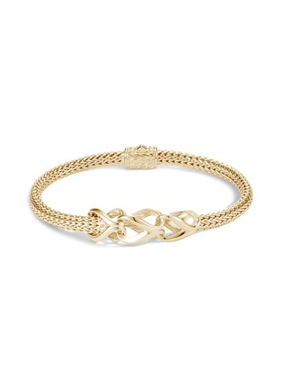 Main View - Click To Enlarge - JOHN HARDY - 'Asli Classic Chain' 18k gold medium bracelet