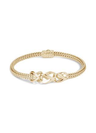 Main View - Click To Enlarge - JOHN HARDY - Asli Classic Chain' 18k gold small bracelet