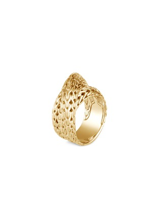 Main View - Click To Enlarge - JOHN HARDY - Classic Chain Tiga' 18k gold ring