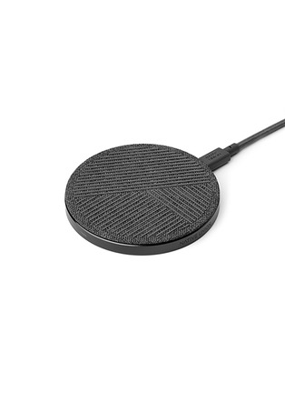 Main View - Click To Enlarge - NATIVE UNION - Drop wireless charging pad – Slate