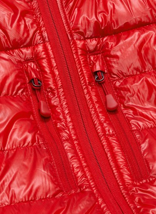 - CANADA GOOSE - 'Hybridge Lite' hooded puffer jacket