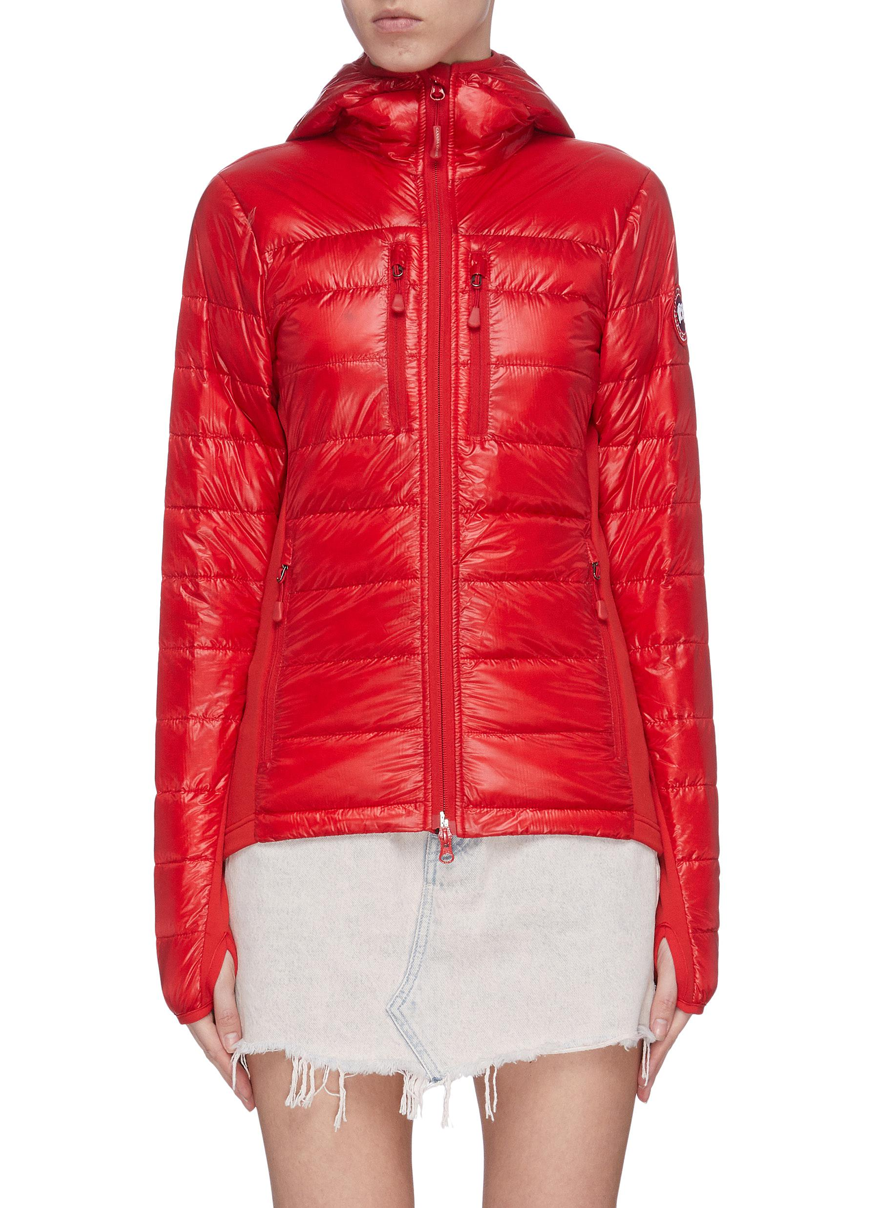 Buy Canada Goose Jackets 'Hybridge Lite' hooded puffer jacket