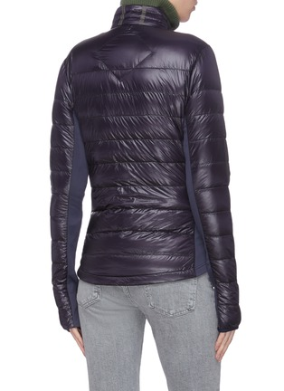 Back View - Click To Enlarge - CANADA GOOSE - 'Hybridge Lite' outseam stand collar puffer jacket