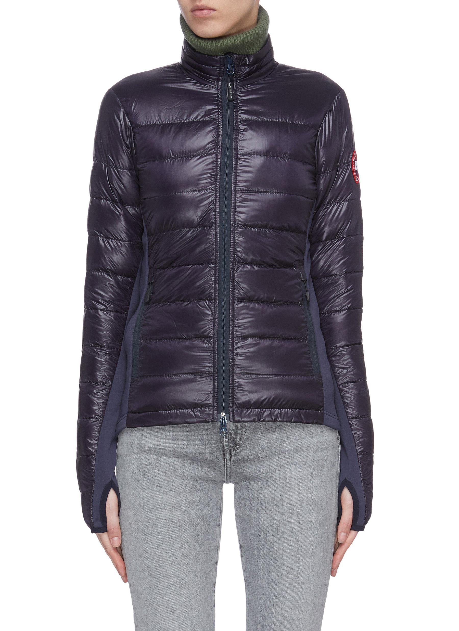 Buy Canada Goose Jackets 'Hybridge Lite' outseam stand collar puffer jacket