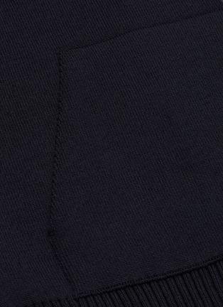 - CANADA GOOSE - 'Lennox' zip wool jacket