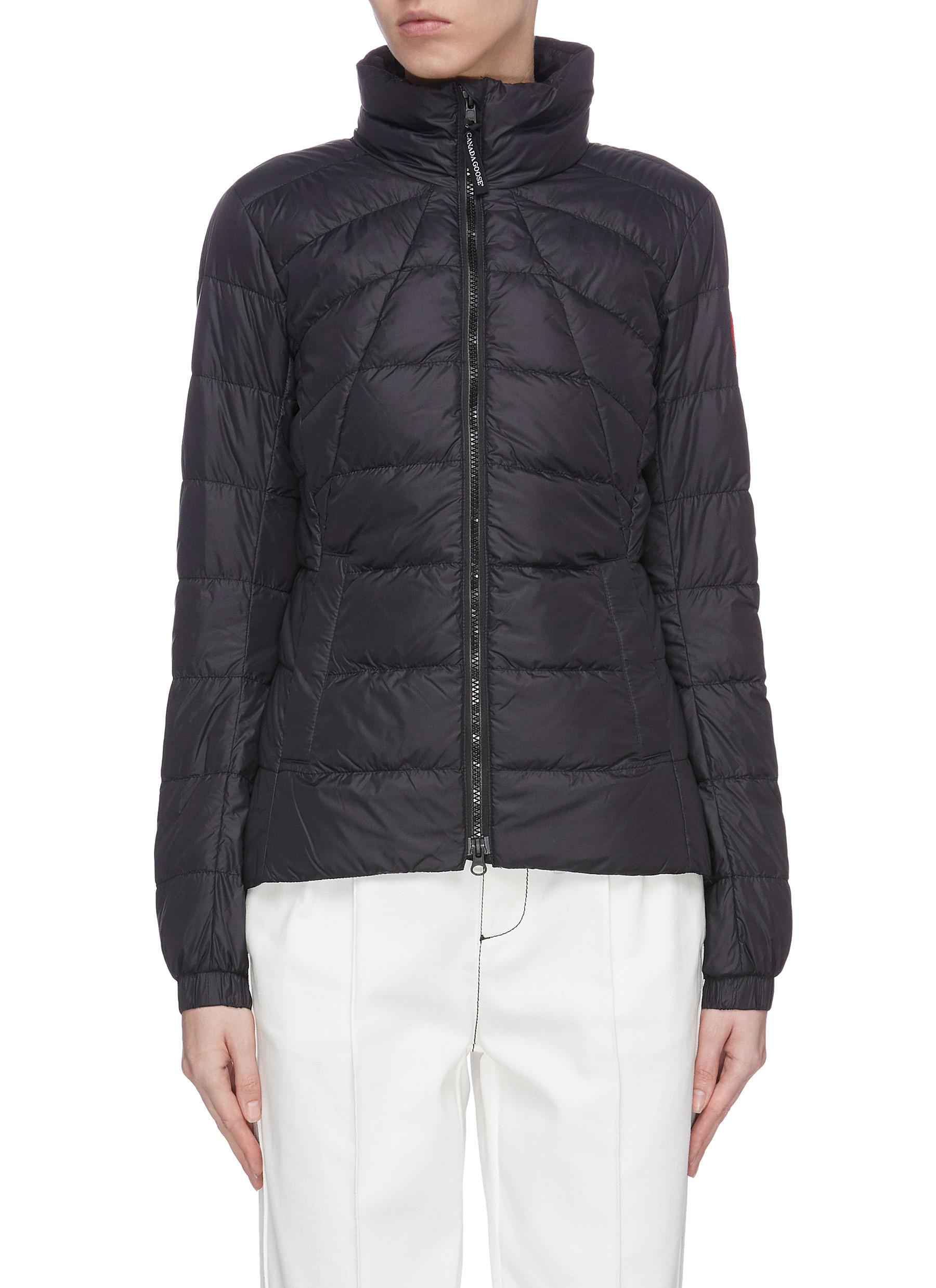 Buy Canada Goose Jackets 'Abbott' stand collar puffer jacket