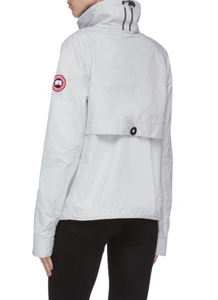Back View - Click To Enlarge - CANADA GOOSE - 'Elmira' windbreaker jacket