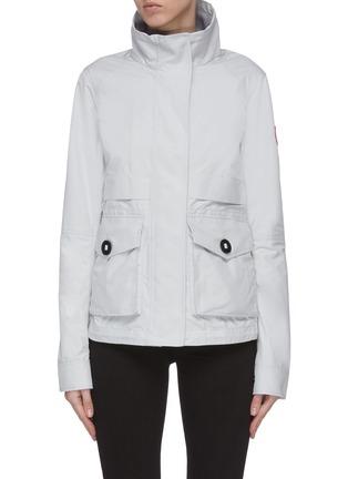 Main View - Click To Enlarge - CANADA GOOSE - 'Elmira' windbreaker jacket
