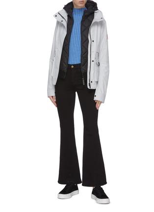 Figure View - Click To Enlarge - CANADA GOOSE - 'Elmira' windbreaker jacket