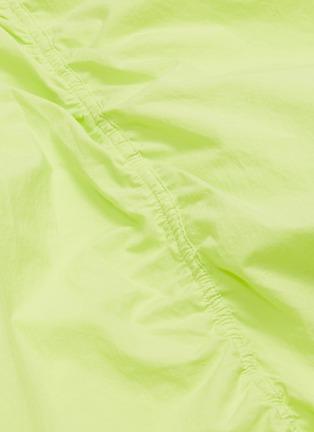 - ANGEL CHEN - Elastic Detail Cut Out Back Dress