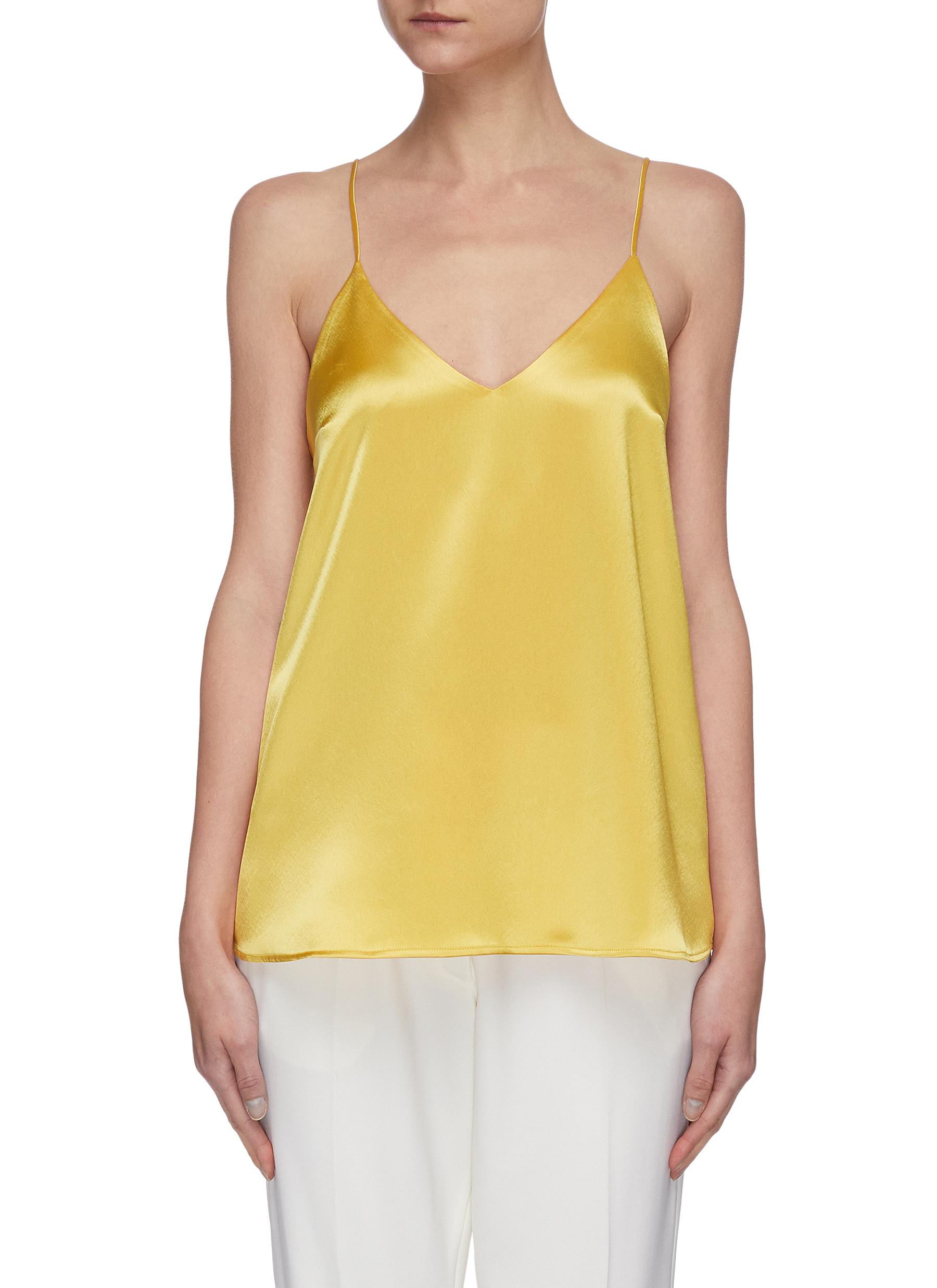 Buy Racil Tops Bettina' satin camisole top