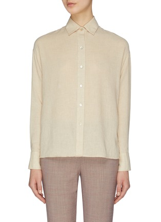 Main View - Click To Enlarge - VINCE - Button down shirt