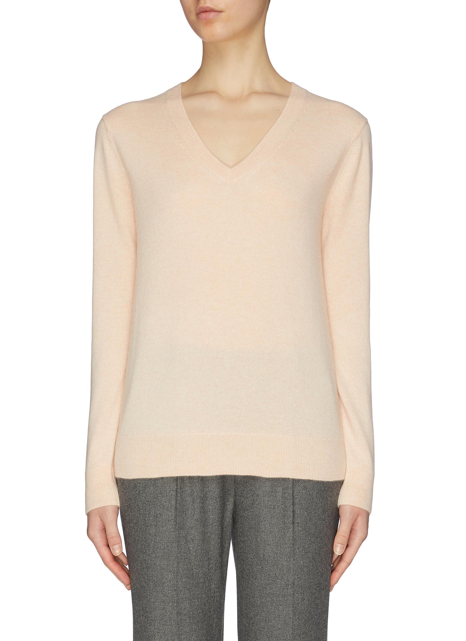 shop Vince Cashmere 'Weekend' V-Neck sweater online