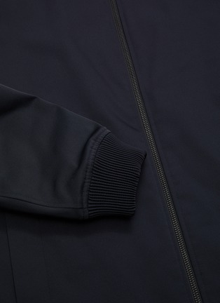 - THEORY - 'James' nova twill bomber jacket