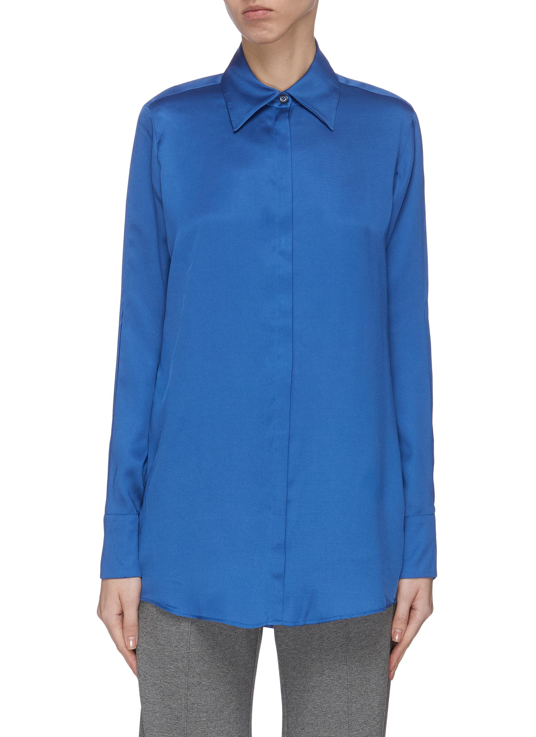 Buy Victoria, Victoria Beckham Tops Button down shirt