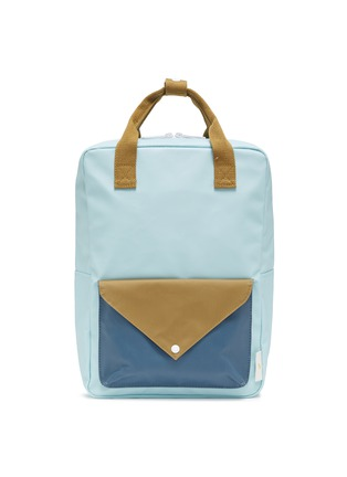 Main View - Click To Enlarge - STICKY LEMON - Kids large envelope pocket backpack
