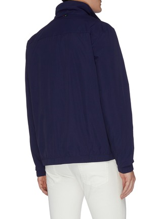 Back View - Click To Enlarge - PS PAUL SMITH - Multi Pocket Track Jacket