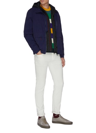 Figure View - Click To Enlarge - PS PAUL SMITH - Multi Pocket Track Jacket