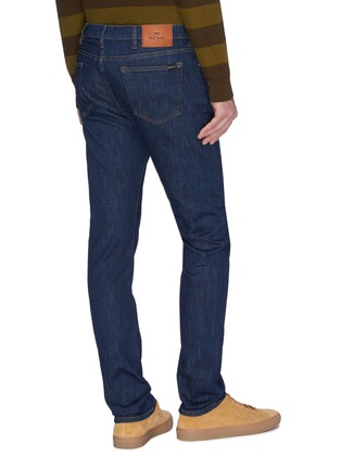 Back View - Click To Enlarge - PS PAUL SMITH - Slim fit low rise jeans