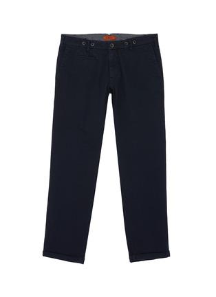 Main View - Click To Enlarge - BARENA - 'Rampin' cotton twill pants