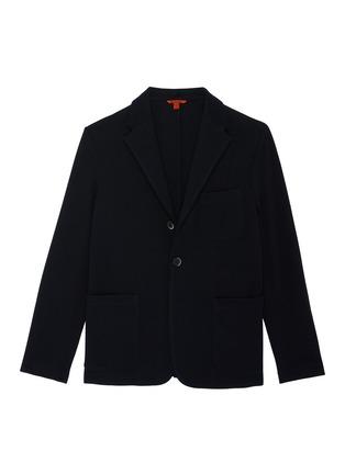 Main View - Click To Enlarge - BARENA - 'Torceo Rino' knit jacket
