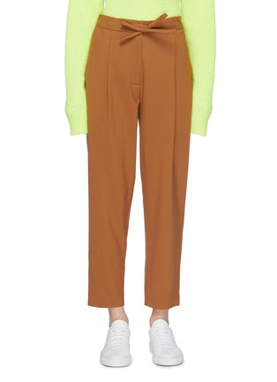 Main View - Click To Enlarge - FFIXXED STUDIOS - Drawstring darted pants