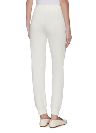 Back View - Click To Enlarge - THE ROW - 'Azila' jogging pants