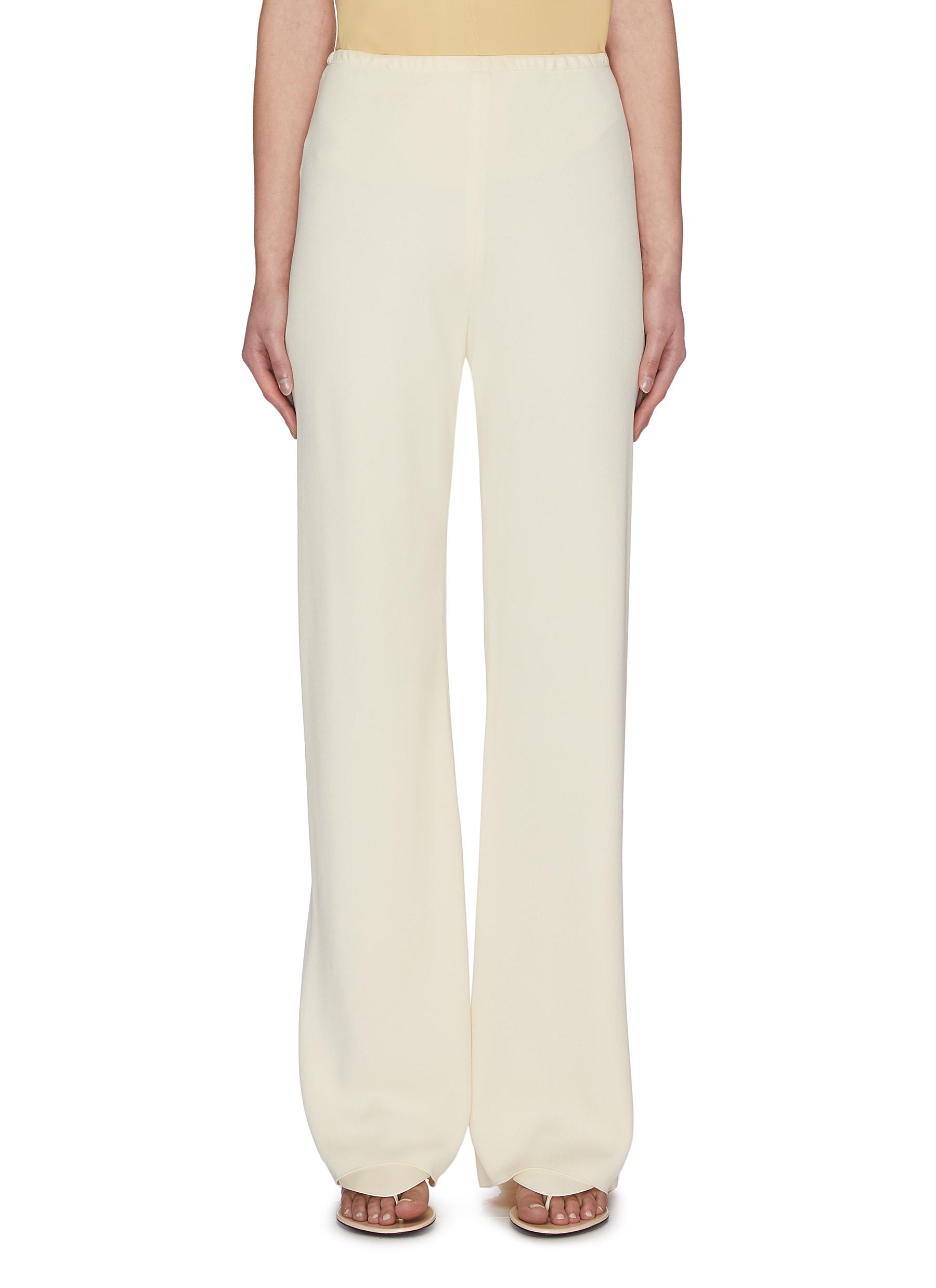 Buy The Row Pants & Shorts 'Gala' cady wide leg pants