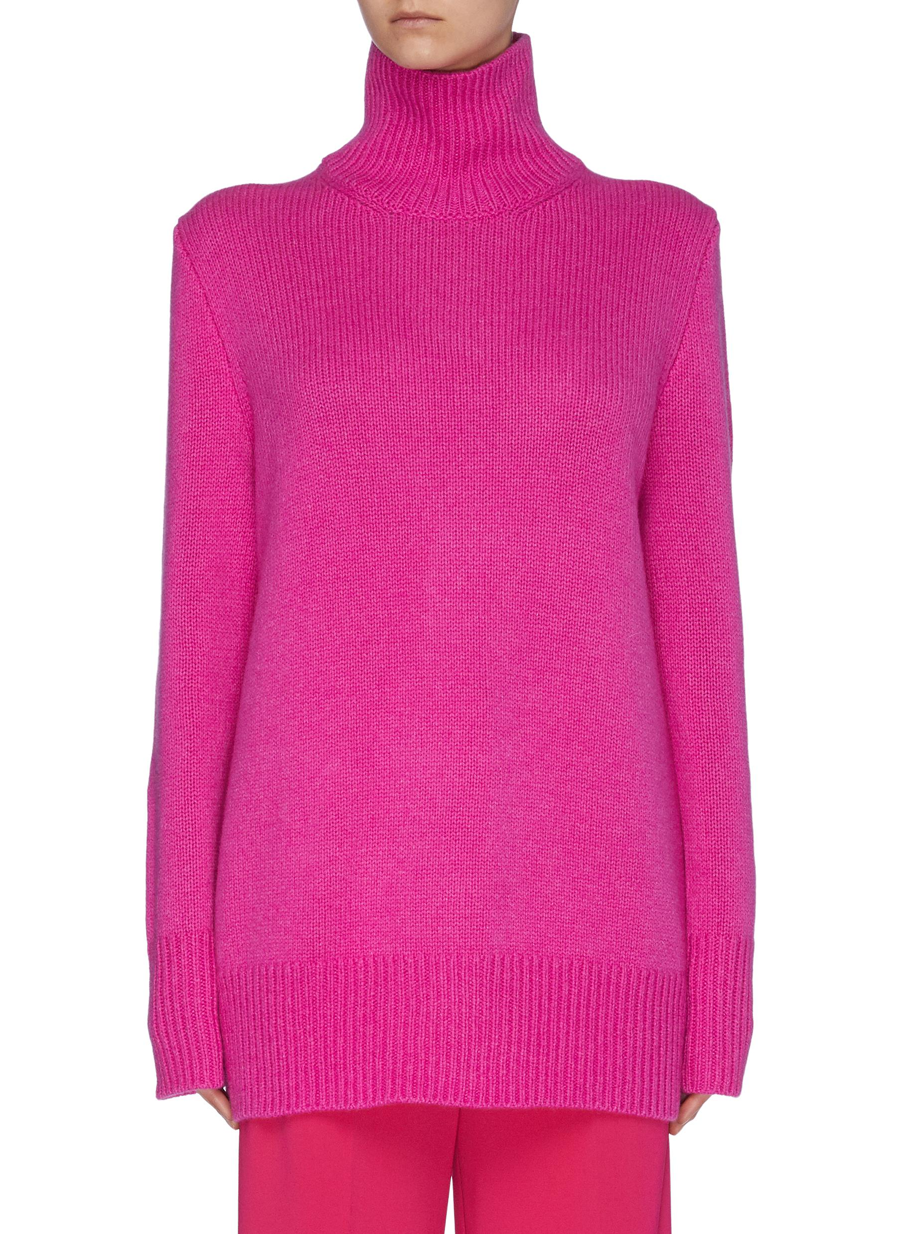 Buy The Row Knitwear 'Sadel' cashmere turtleneck sweater