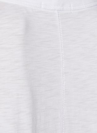 - RAG & BONE/JEAN - The Tee' Crewneck Cotton T-shirt