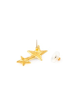 Detail View - Click To Enlarge - KENNETH JAY LANE - Star stud earrings