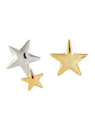 Main View - Click To Enlarge - KENNETH JAY LANE - Star stud earrings