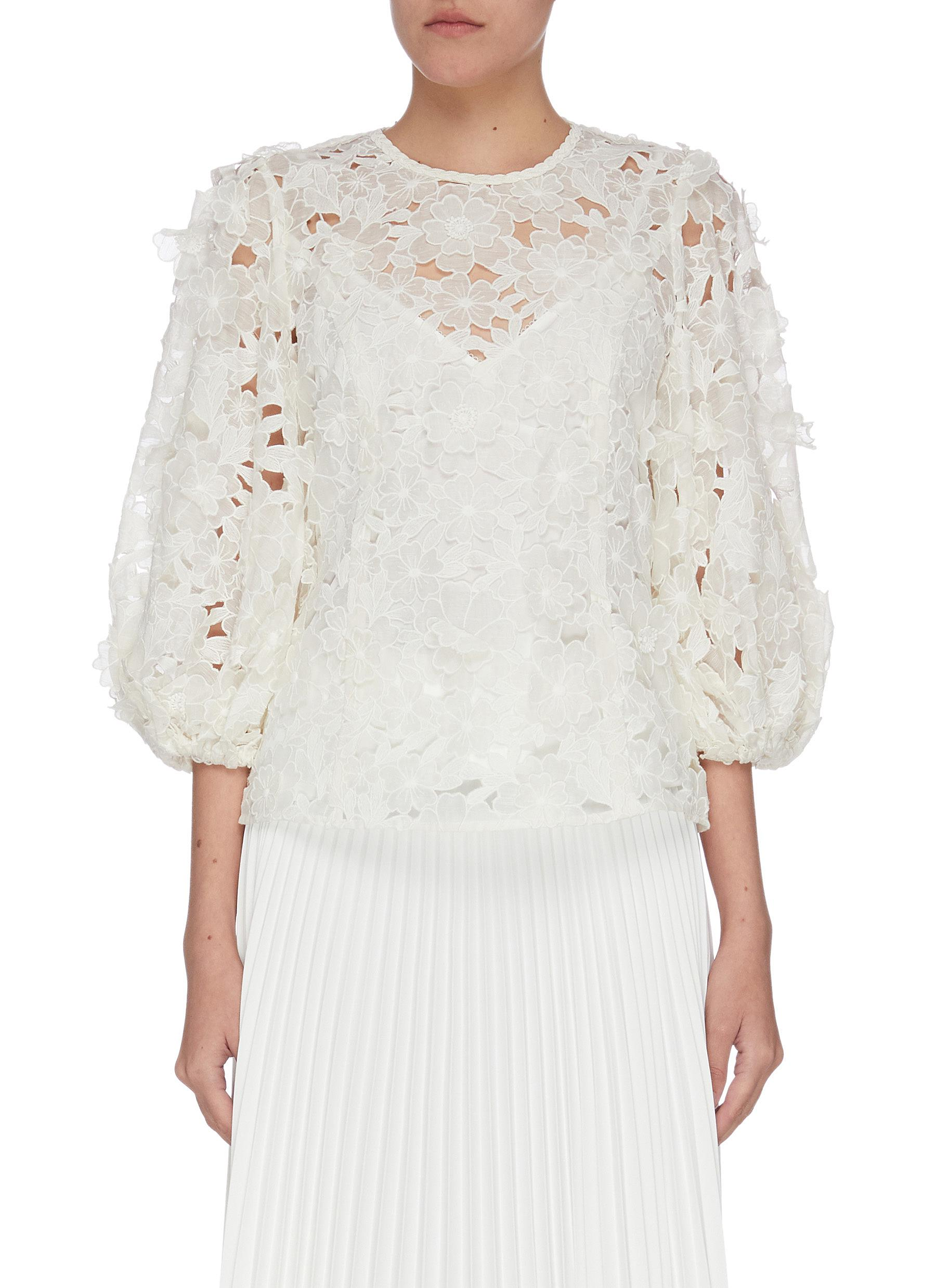 shop Zimmermann 'Super Eight' lift-off top online