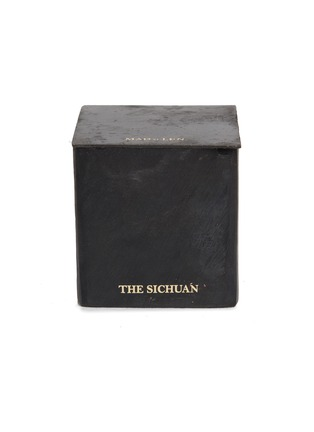 Main View - Click To Enlarge - MAD ET LEN - Scented Small Block Candle – Thé Sichuan