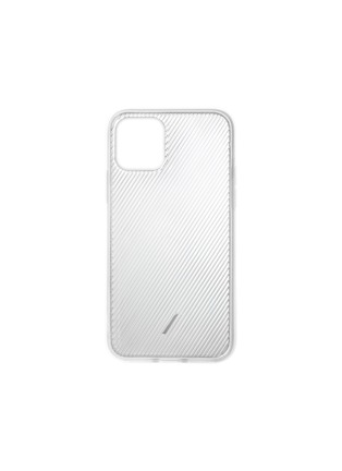 Main View - Click To Enlarge - NATIVE UNION - Clic View iPhone 11 Pro Max case – Frost