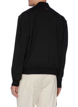 Back View - Click To Enlarge - WOOYOUNGMI - Chest pocket bomber jacket