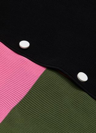 - I-AM-CHEN - Asymmetric Detachable Midi Skirt