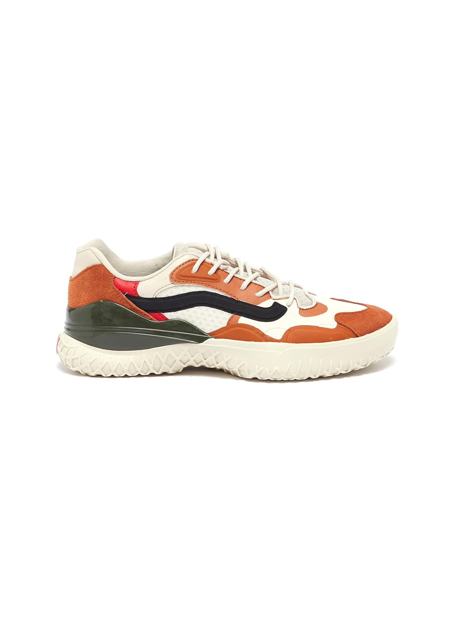 Vans Sneakers City Trl patchwork sneakers