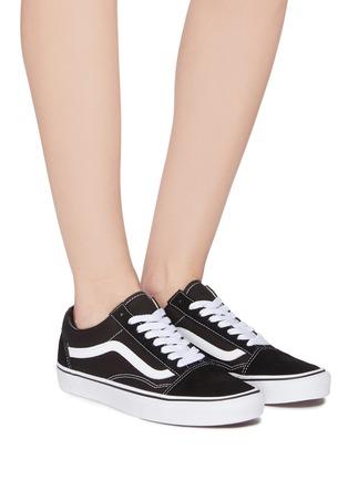 Figure View - Click To Enlarge - VANS - 'Old Skool' canvas sneakers