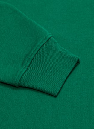 - ACNE STUDIOS - Crewneck cotton blend sweatshirt