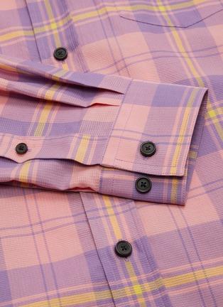 - ACNE STUDIOS - Classic check shirt